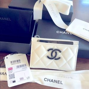 NWTS Chanel 21 Cardholder